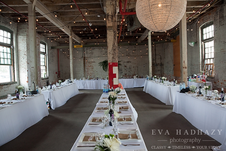ZIBI Ottawas Industrial Wedding Venue Hosted Its Very 1st