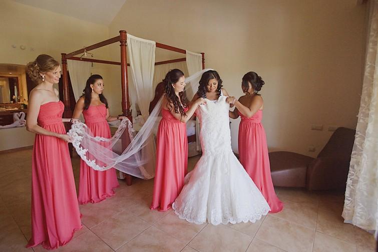 punta cana wedding photographer - eva hadhazy