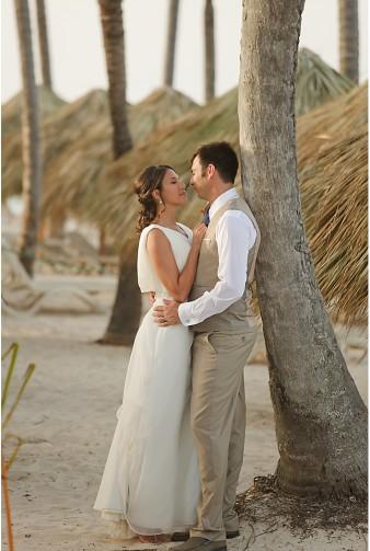 majestic Colonial wedding photographer - Punta Cana wedding photographer Eva Hadhazy