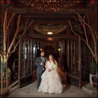 Chateau Montebello wedding photographer Eva Hadhazy